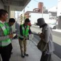 熊本地震義援金の募金活動をしました!